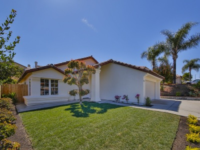 Single Family Home For Sale: 9453 Stargaze Ave