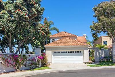 Coronado Single Family Home For Sale: 1 Bridgetown Bend