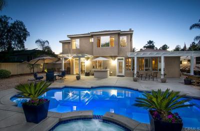 San Marcos Single Family Home For Sale: 1031 Crimson Drive