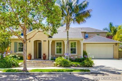 La Costa Oaks Single Family Home Sold: 7417 Sitio Lima