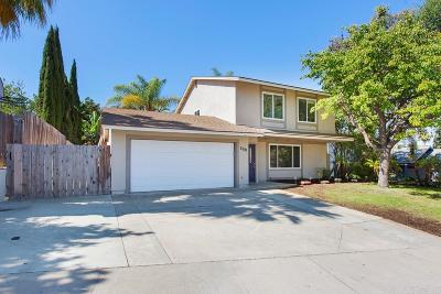 Clairemont, Clairemont East, Clairemont Mesa, Clairemont Mesa East Single Family Home For Sale: 2981 Aber St