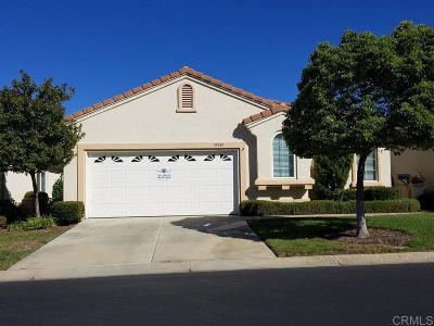 Murrieta Single Family Home For Sale: 39935 Via Oporta