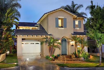 Carlsbad Single Family Home Sold: 2755 Ascot Ave