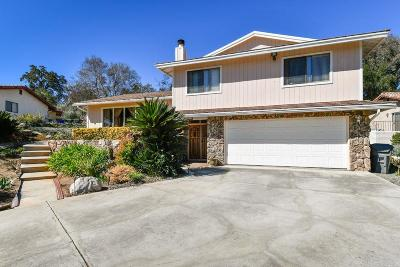 Escondido Single Family Home Pending: 10216 Sage Hill Way