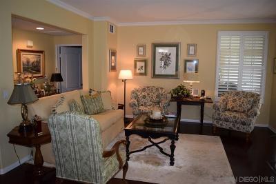 Sabre Spring, Sabre Springs Attached For Sale: 10910 Serafina Lane #57