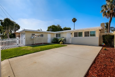 Single Family Home For Sale: 5103 Conrad Ave
