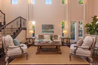 Carlsbad, Carlsabd Single Family Home For Sale: 7450 Sundial Place