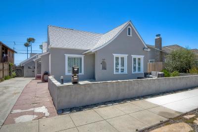Oceanside Multi Family 2-4 For Sale: 519 S Freeman St