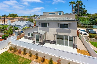 Pacific Beach Single Family Home For Sale: 2114 Felspar