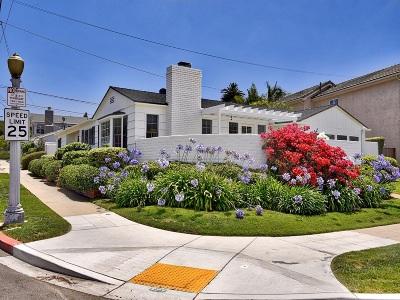La Jolla Shores Single Family Home For Sale: 2105 Paseo Dorado