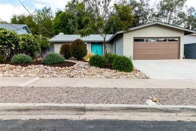 Poway Single Family Home For Sale: 12736 Neddick Ave