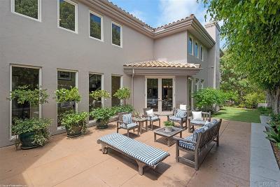 La Jolla Single Family Home For Sale: 1364 Virginia Way