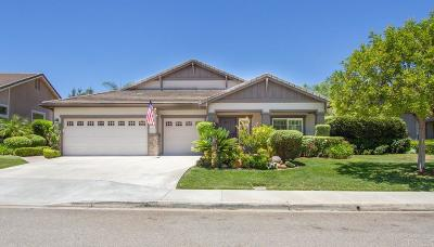 Escondido Single Family Home Sold: 3236 Meadow Side Place