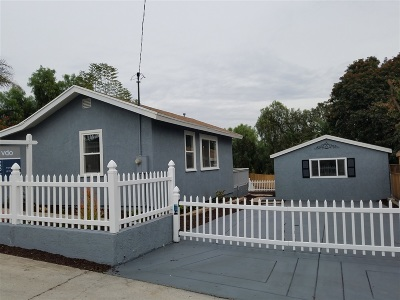 North Park, North Park - San Diego, North Park Bordering South Park, North Park, Kenningston, North Park/City Heights Single Family Home For Sale: 3696 Bellingham Ave