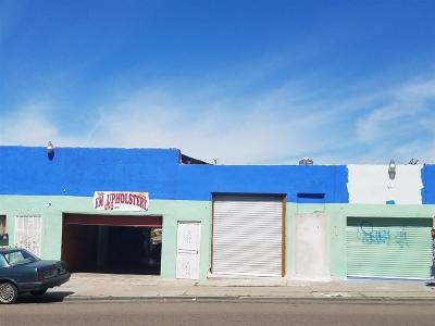 San Diego Multi Family 5+ For Sale: 3712 Ocean View Blvd
