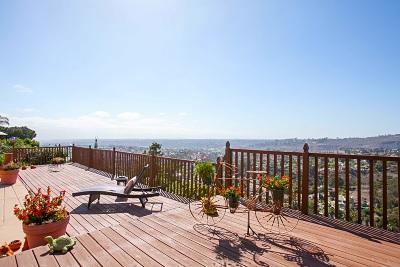 Del Cerro Single Family Home For Sale: 6272 Camino Largo