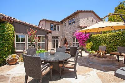 San Diego Single Family Home Sold: 7776 Sendero Angelica