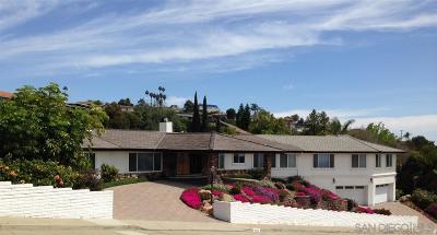 Del Cerro, Del Cerro Heights, Del Cerro Highlands, Del Cerro Terrace Single Family Home For Sale: 6408 Norman Lane