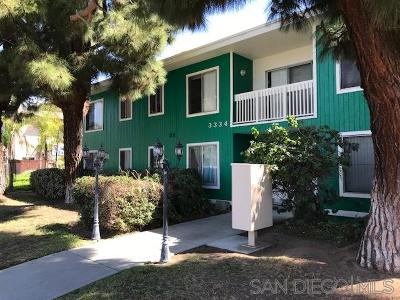 Carlsbad Multi Family 5+ For Sale: 3334 Eureka Place