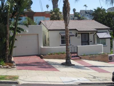Mission Hills Multi Family 2-4 For Sale: 2525 Columbia Street