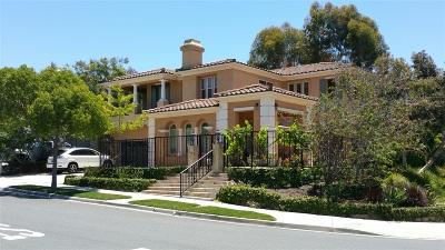 Del Sur, Del Sur Community, Del Sur/Santa Fe Hills Single Family Home For Sale: 14563 Via Bettona