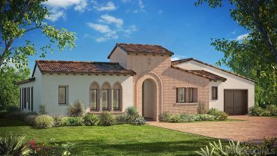 Del Sur, Del Sur Community, Del Sur/Santa Fe Hills Single Family Home For Sale: 15425 Artesian Ridge Rd