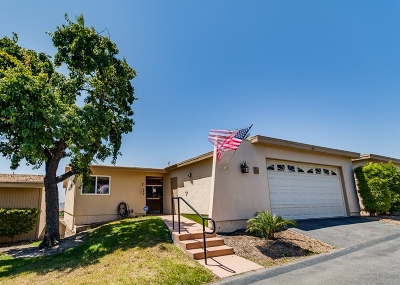 Oceanside Single Family Home For Sale: 3808 Vista Campana S Unit 53