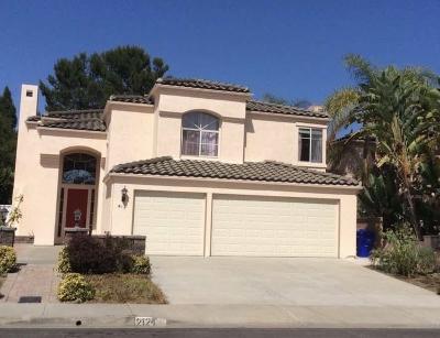 Vista Single Family Home For Sale: 2124 Opal Ridge