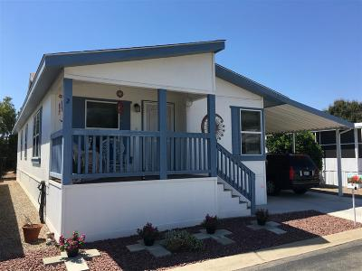 Mobile/Manufactured For Sale: 1001 S Hale Ave. #2