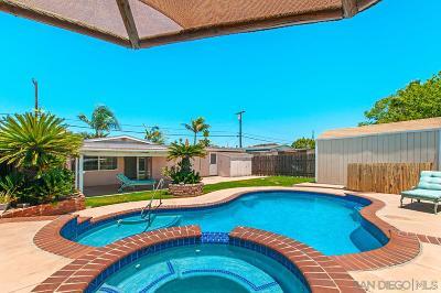 Single Family Home For Sale: 5263 Conrad Ave