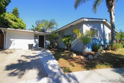 Single Family Home For Sale: 4749 Allenhurst Place
