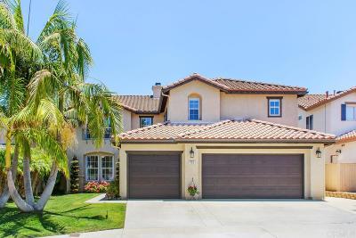 San Marcos Single Family Home Pending: 751 Via Cafetal