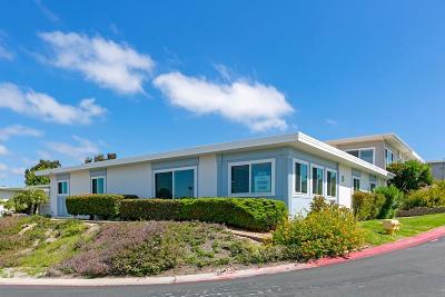 Oceanside Single Family Home For Sale: 3747 Vista Campana S #4
