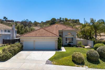 Oceanside Single Family Home For Sale: 1219 Milan St