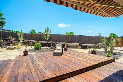 Vista Single Family Home For Sale: 311 Huff St