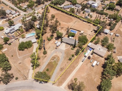 San Diego County Single Family Home For Sale: 2026 San Diego Ave