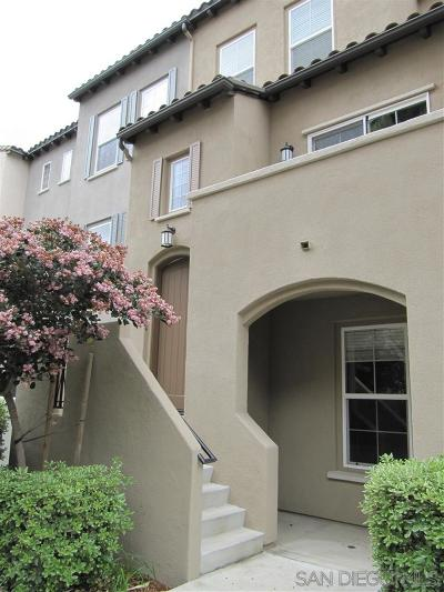 San Diego CA Townhouse For Sale: $569,900
