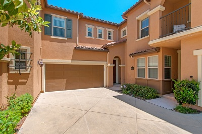 Del Sur Townhouse For Sale: 8526 Old Stonefield Chase