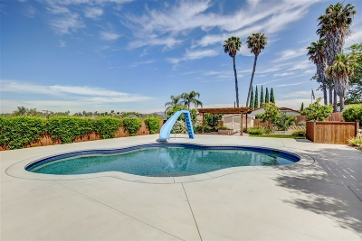 Escondido Single Family Home For Sale: 140 Trellis