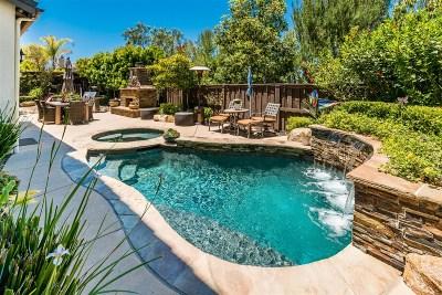 Single Family Home For Sale: 3212 Corte Tamarindo