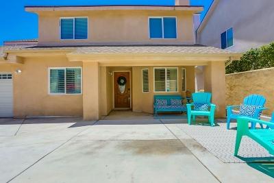 Oceanside Single Family Home For Sale: 347 S Barnwell