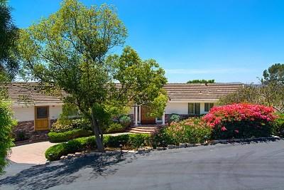 Escondido Single Family Home For Sale: 2553 Haas