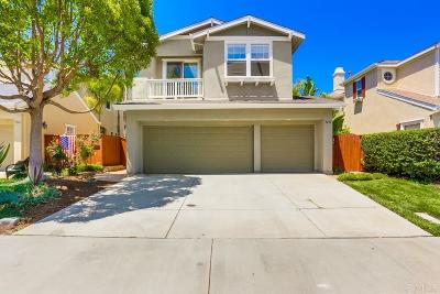 Carlsbad Single Family Home For Sale: 5470 Wolverine Ter