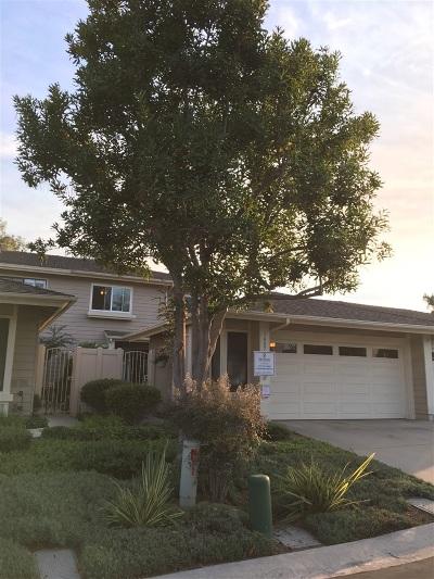 Vista Townhouse For Sale: 1007 Gleneagles Pl.