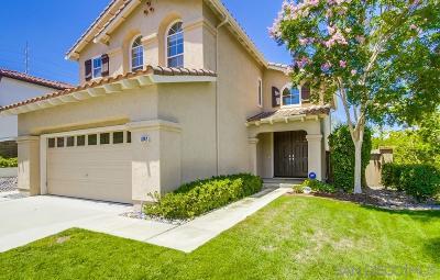 Single Family Home For Sale: 11742 Evergold Street