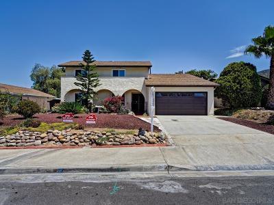 Poway Single Family Home For Sale: 12712 Via Sombras