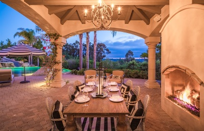 Rancho Santa Fe Single Family Home For Sale: 6971 Rancho La Cima Dr
