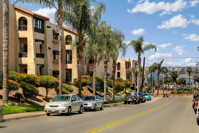 Attached For Sale: 2727 Morena Blvd #206