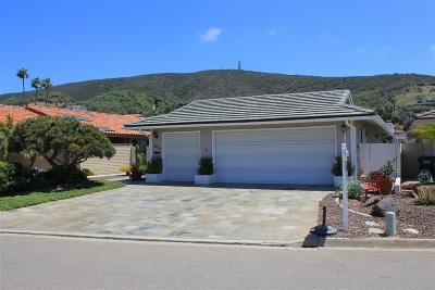 San Marcos Single Family Home Pending: 1459 La Loma