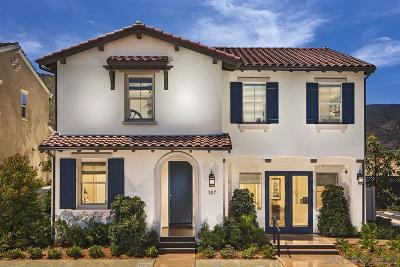 San Marcos Single Family Home For Sale: 209 Lapis Way